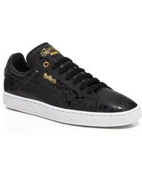 Puma X Sophia Chang Basket Classic Low Sneakers - Lyst