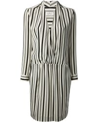 By Malene Birger Ragini Blouse Dress - Lyst