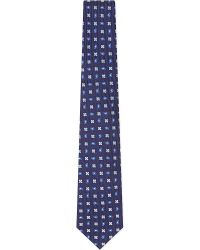 Turnbull & Asser Paisley Patterned Tie - Lyst
