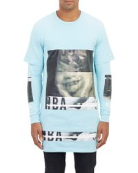 Hood By Air Sonoprint Two Tshirt Set - Lyst