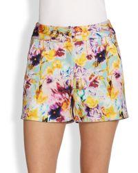 Sachin & Babi - Valerie Printed Shorts - Lyst