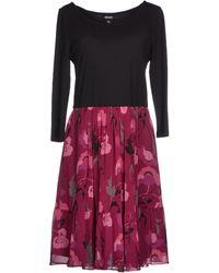 DKNY Short Dress - Lyst