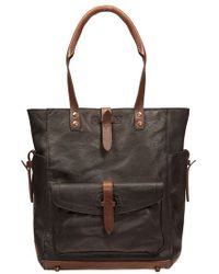 Will Leather Goods | 'ashland' Leather Tote | Lyst