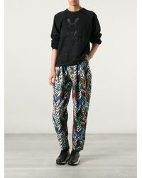 Henrik Vibskov Shadow Trousers - Lyst