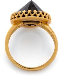 Heather Hawkins - Spendor Spike Cut Ring - Lyst
