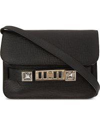 Proenza Schouler Ps11 Mini Classic Linosa Cross-Body Bag - For Women - Lyst