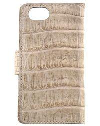 Anne Sisteron - Crocodile Iphone 6+ Case - Lyst
