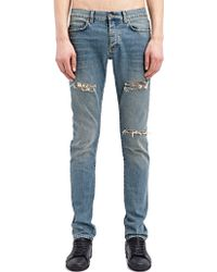 Saint Laurent New Season - Mens Slim Denim Jeans - Lyst