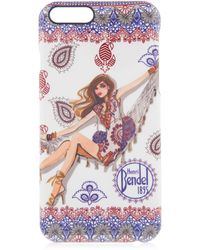 Henri Bendel Graphic Phone Case For Iphone 6 - Lyst
