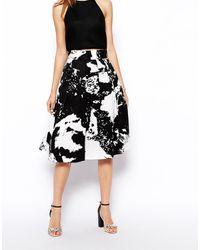 Coast Cannizaro Full Skirt - Lyst
