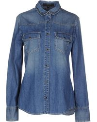 Gucci | Denim Shirt | Lyst