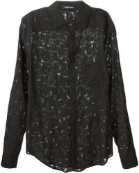 Damir Doma 'Scapo' Shirt - Lyst