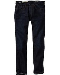 Gap Tapered Fit Jeans - Lyst