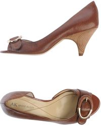 Anne Klein Brown Court - Lyst