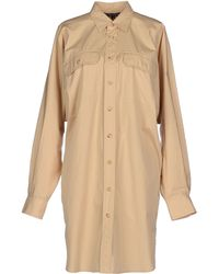 Ralph Lauren Black Label Shirt brown - Lyst