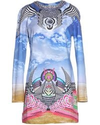 Manish Arora Short Dress - Lyst