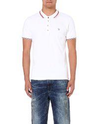 Diesel T-Nox Polo Shirt - For Men - Lyst
