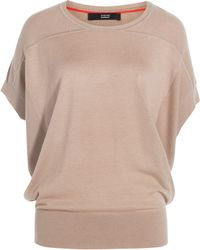 Steffen Schraut Relaxed Weekend Jersey Top - Lyst