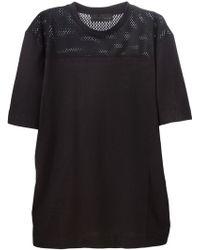 Diesel Black Gold Teoril Cotton T-Shirt - Lyst