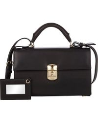 Balenciaga Padlock Any Time Bag - Lyst