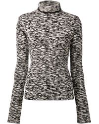 Giambattista Valli Print Sweater - Lyst