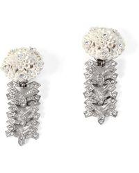 Lulu Frost 100 Year Earring #6 silver - Lyst