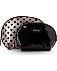 Kenneth Cole Reaction Two-Piece Metallic Dot Dome Set - Lyst