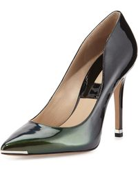 Michael Kors Avra Pointed-toe Pump - Lyst