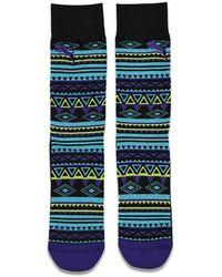 Forever 21 - Puma Southwestern-patterned Crew Socks - Lyst