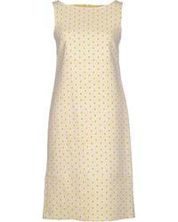 Achillea - Knee-Length Dress - Lyst