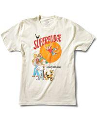 TOMS - Superfudge Mens Tshirt - Lyst