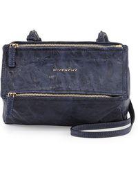 Givenchy Pandora Mini Pepe Crossbody Bag - Lyst