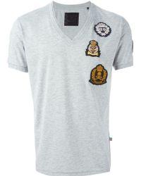 Philipp Plein 'Royal' T-Shirt - Lyst