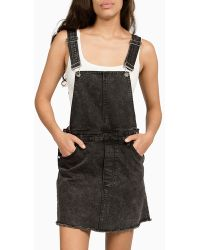 Cheap Monday Embrace Skirt black - Lyst