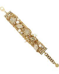 Lulu Frost Bord La Mer Multi-chain Bracelet