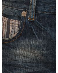 Barbour - International Boys' Aged Jeans - Lyst