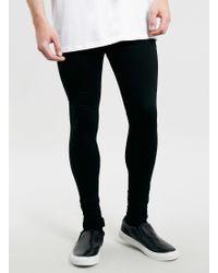 Lac Bk Super Spray On Skinny Jeans - Lyst