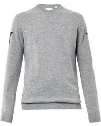 Chinti & Parker Star-Intarsia Cashmere Sweater - Lyst