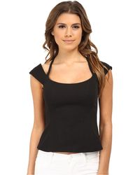 Nanette Lepore Too Taboo Top - Lyst