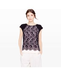 Club Monaco Nealy Top - Lyst