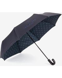 Ted Baker - Compact Spotted Print Umbrella - Lyst