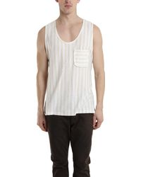 Shipley & Halmos - Striped Tank Top - Lyst