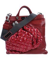 Marc Jacobs Red Handbag - Lyst
