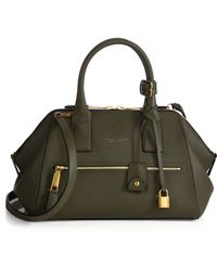 Marc Jacobs Incognito Small Smooth Leather Top-Handle Bag - Lyst