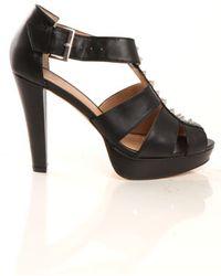 Charlotte Ronson | Hayworth Studded Heel | Lyst