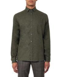 Richard James Brushedcotton Shirt - Lyst
