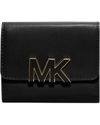 Michael Kors Michael Florence Large Billfold Wallet - Lyst