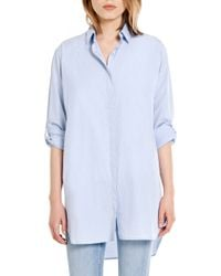 MiH Jeans Oversized Shirt - Lyst