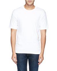 Zimmerli '286 Sea Island' Cotton Undershirt - Lyst