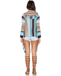 Goddis - Leaona Hooded Sweater - Lyst